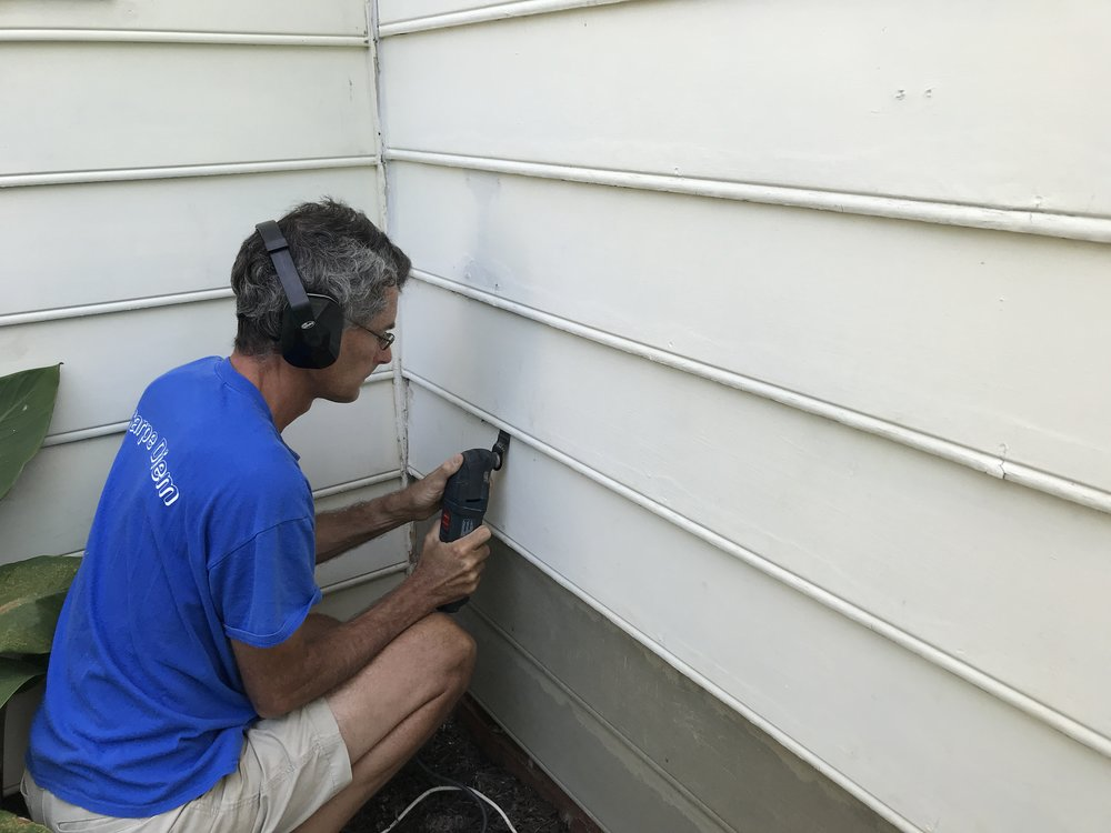 Siding replacement, anyone?