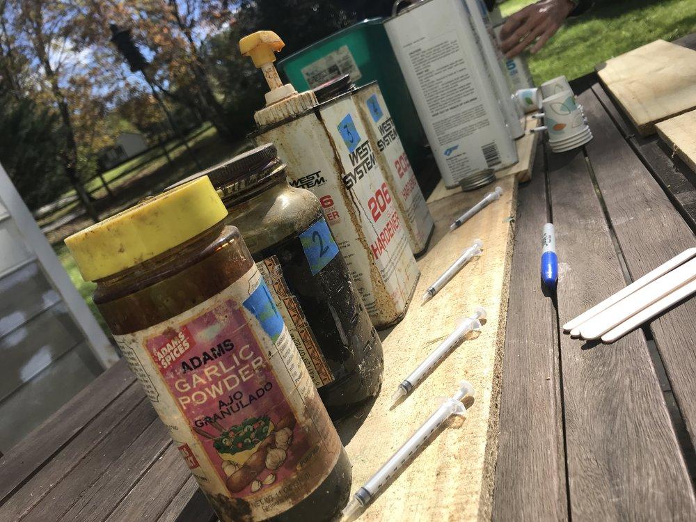 Old jars? Still good!