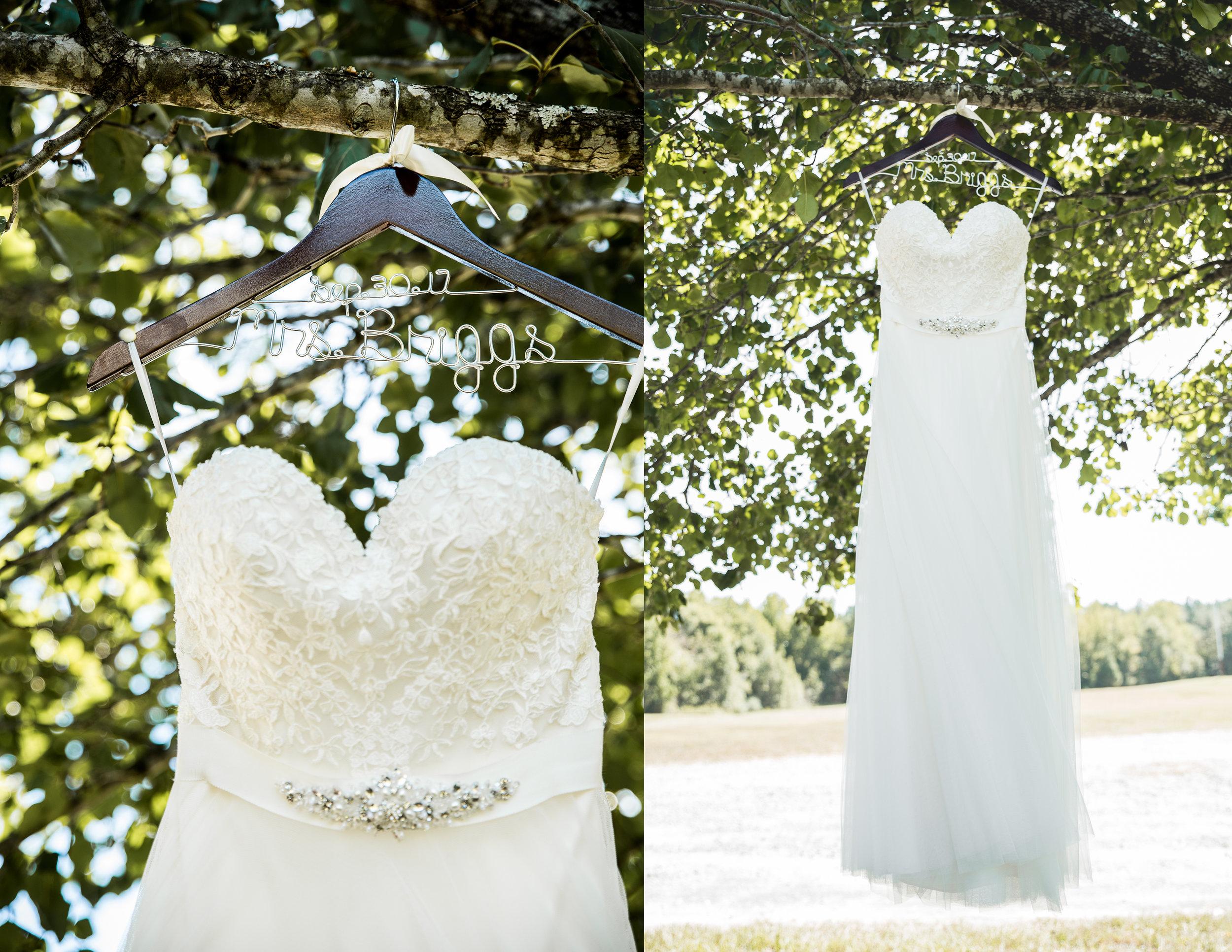 Briggs Wedding - 9 30 17 - Stem, NC - Greenville, NC