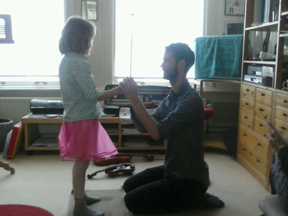 Eduard Marcet Violin lessons