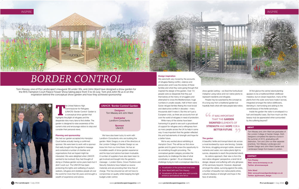 Pro Landscaper July Preview