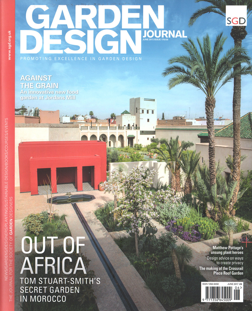 Garden Design Journal Garden Design Journal — Tom Massey