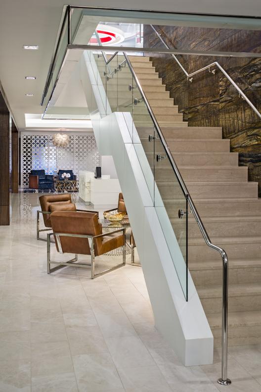 Atlantic American Stairs