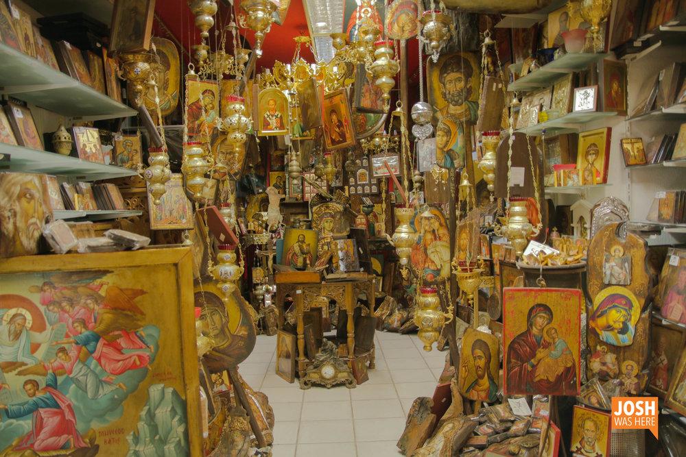 Idol souvenirs