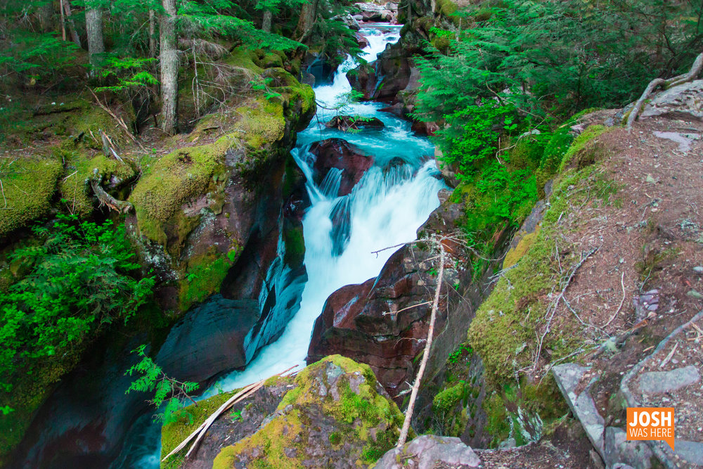 Avalanche Creek 1