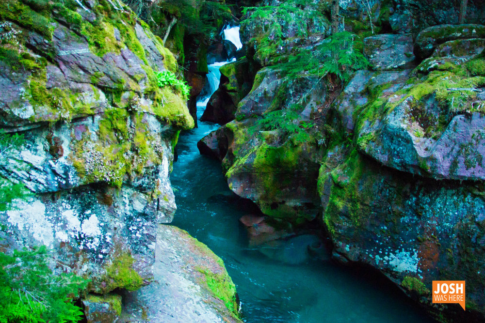 Avalanche Creek 2