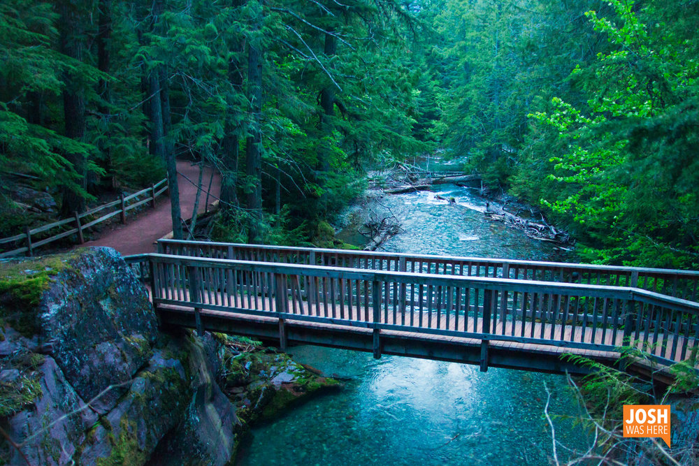 Avalanche Creek 3