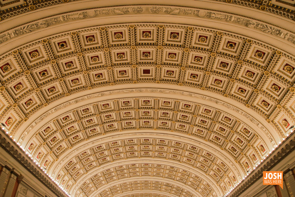 Thomas Jefferson Building, Library of Congress, Int 2