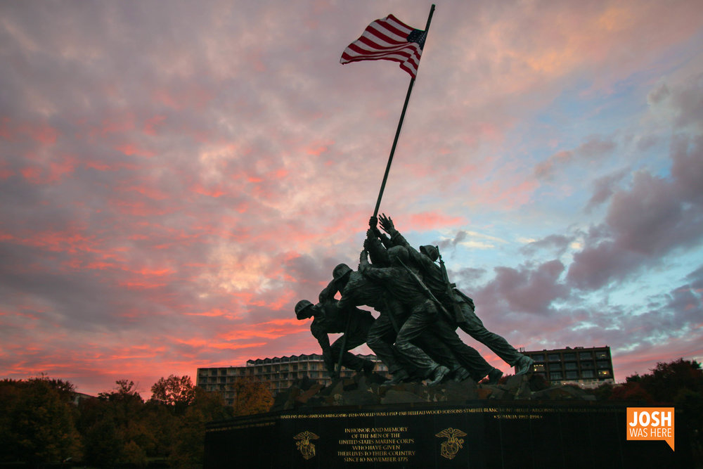 In Honor and Memory of the Men of the United States Marine Corps Who Have Given Their Lives to Their Country Since 10 November 1775