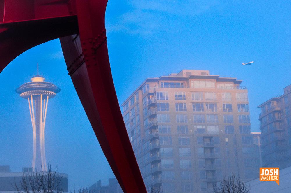 Alexander Calder's Eagle