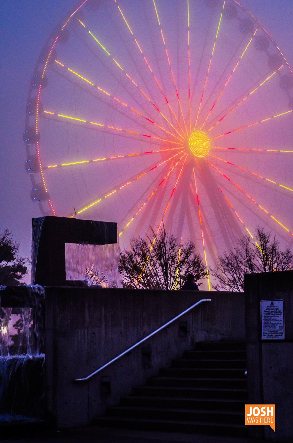 Seattle Great Wheel 1