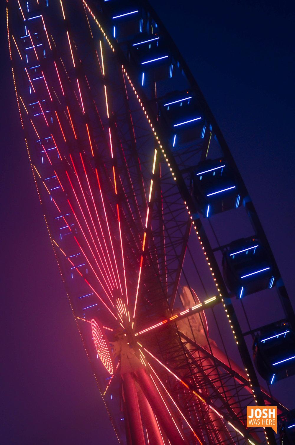 Seattle Great Wheel 4