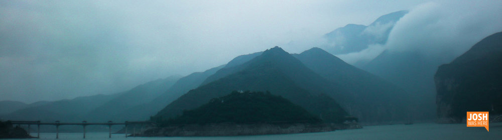 Ghost City and Three Gorges