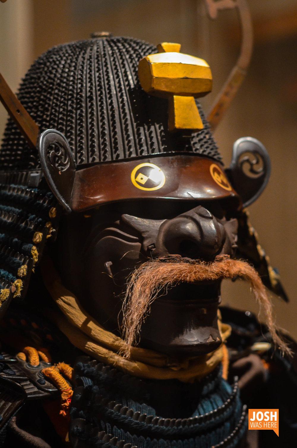 Samurai armor 1