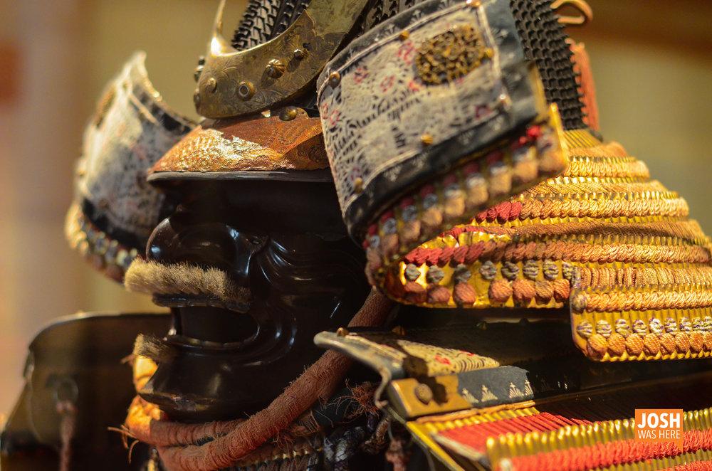 Samurai armor 2