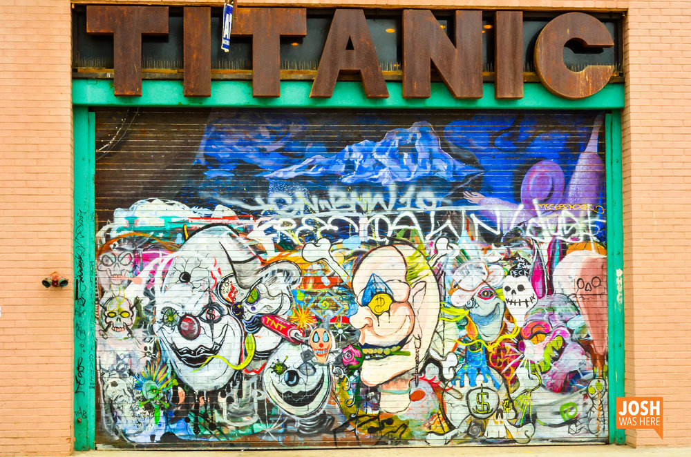 TITANIC Boutique on Venice Beach