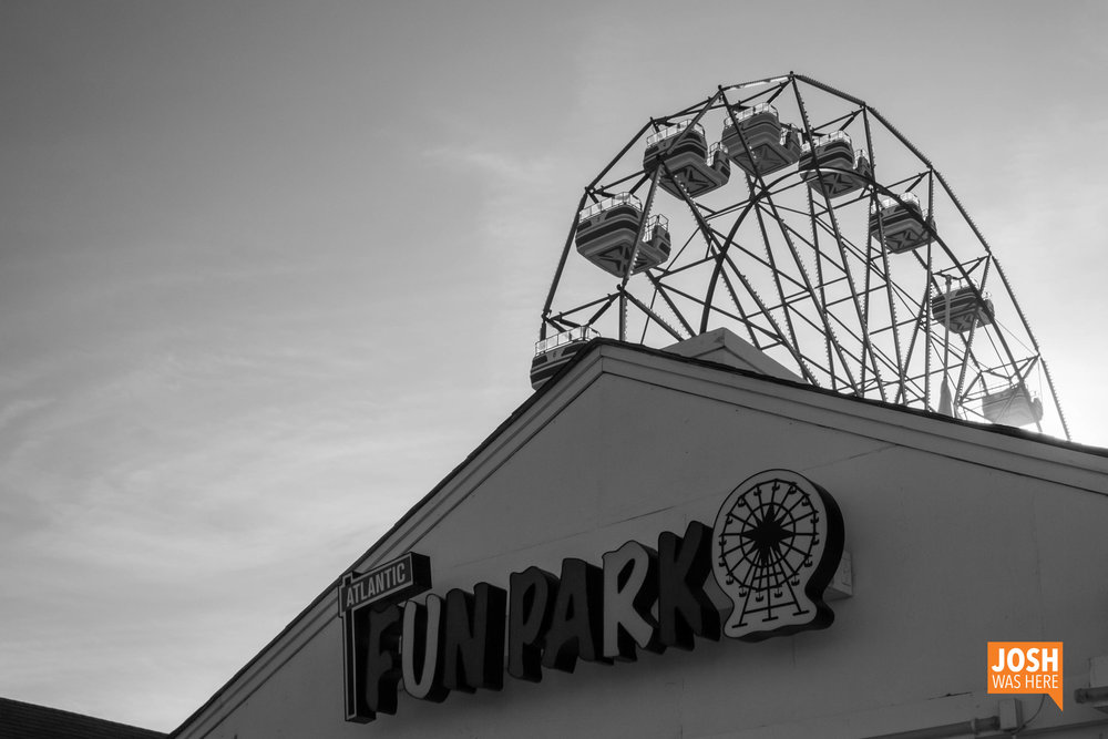 Funpark on Atlantic Ave
