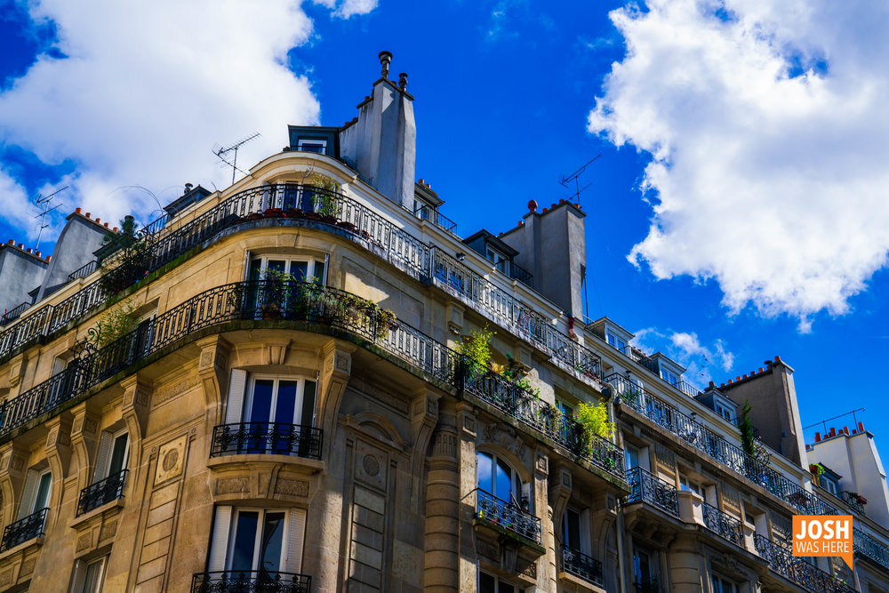 Rue Tandou & Rue Euryale Dehaynin