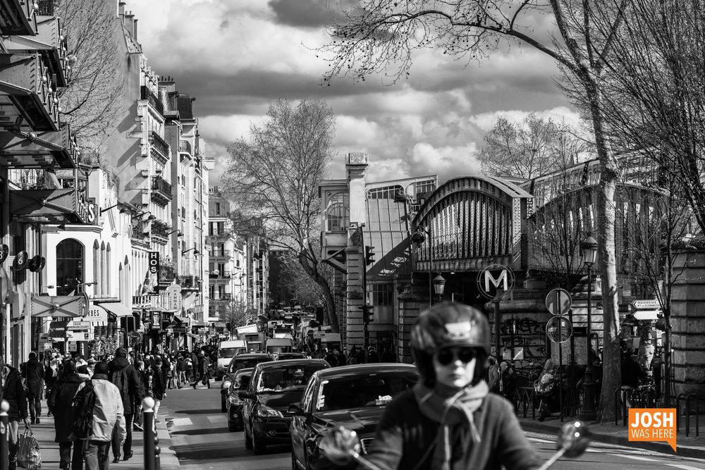 Boulevard de la Chapelle