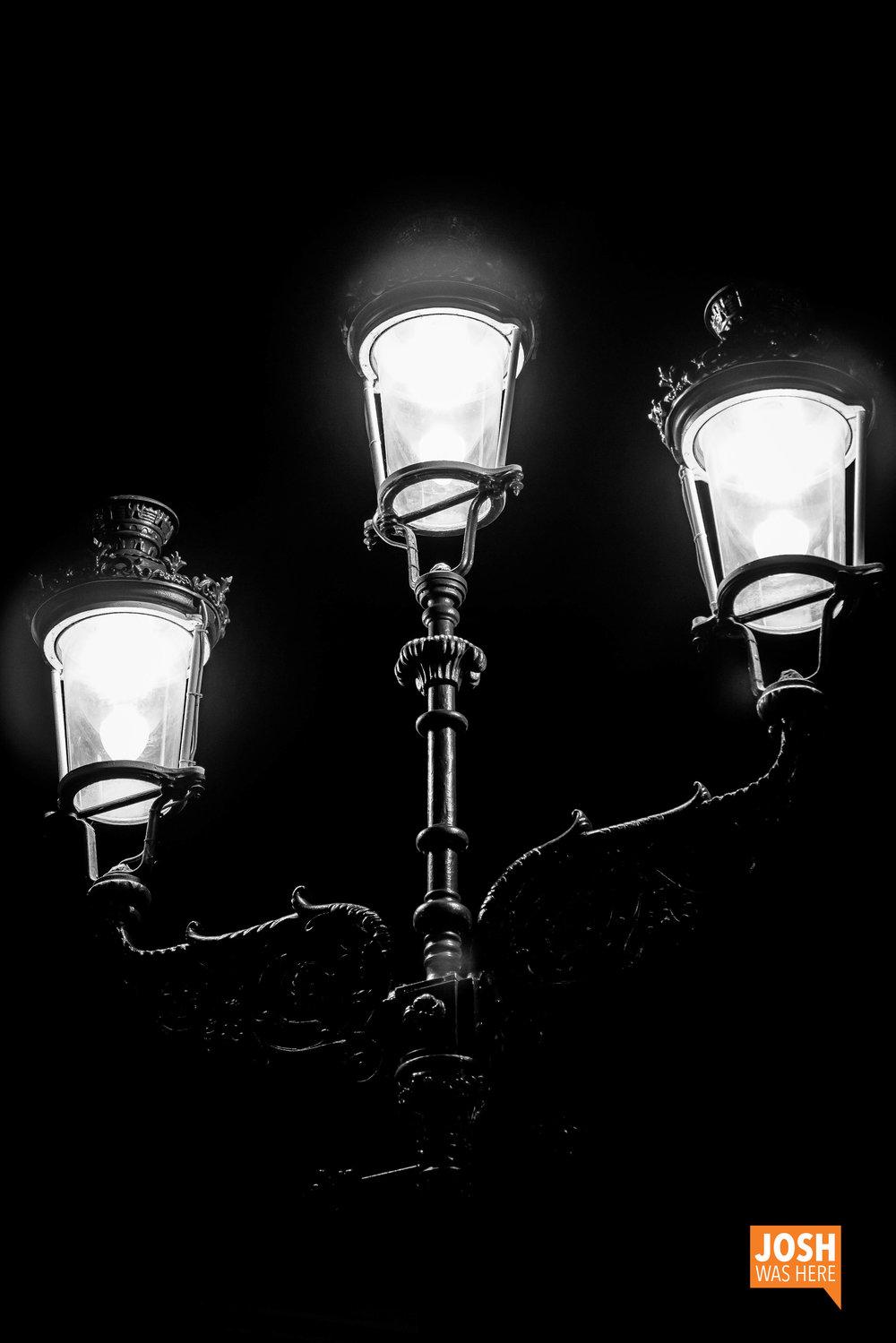 Portrait of a lamp