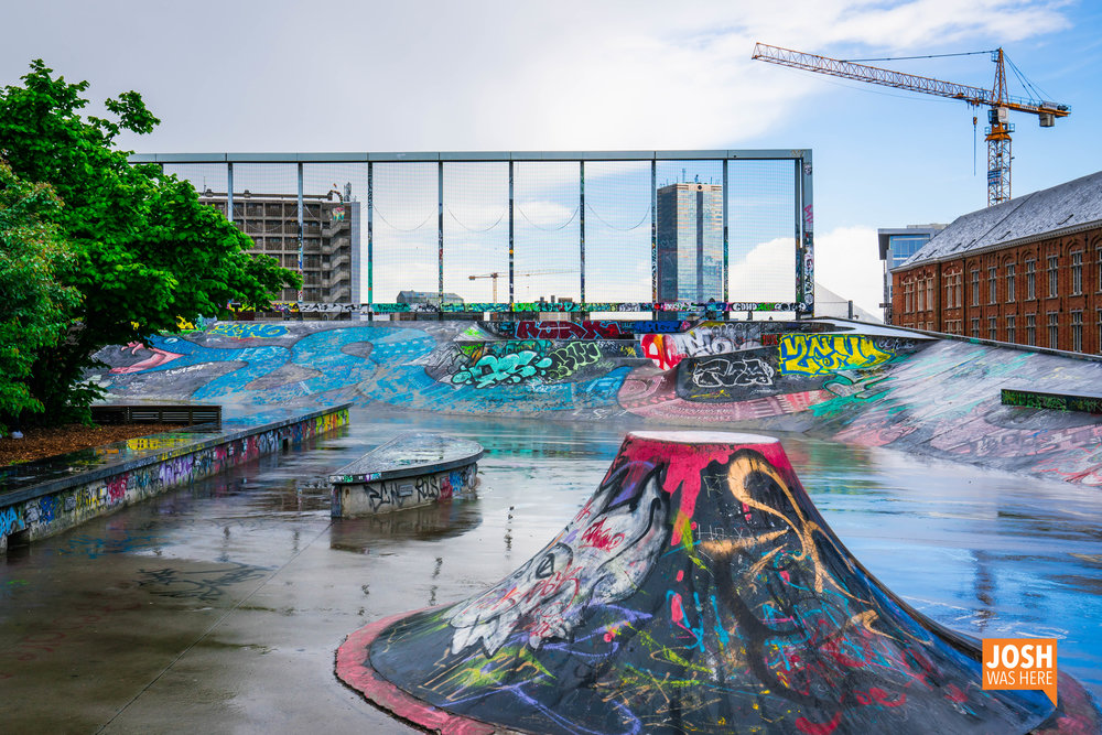 Skatepark Place de la Chapelle