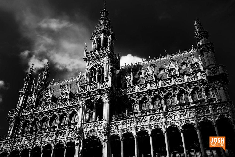 Brussels City Museum / Musée de la ville de Bruxelles