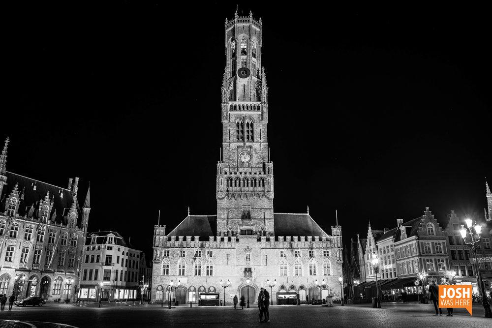 Belfry of Bruges / Belfort van Brugge