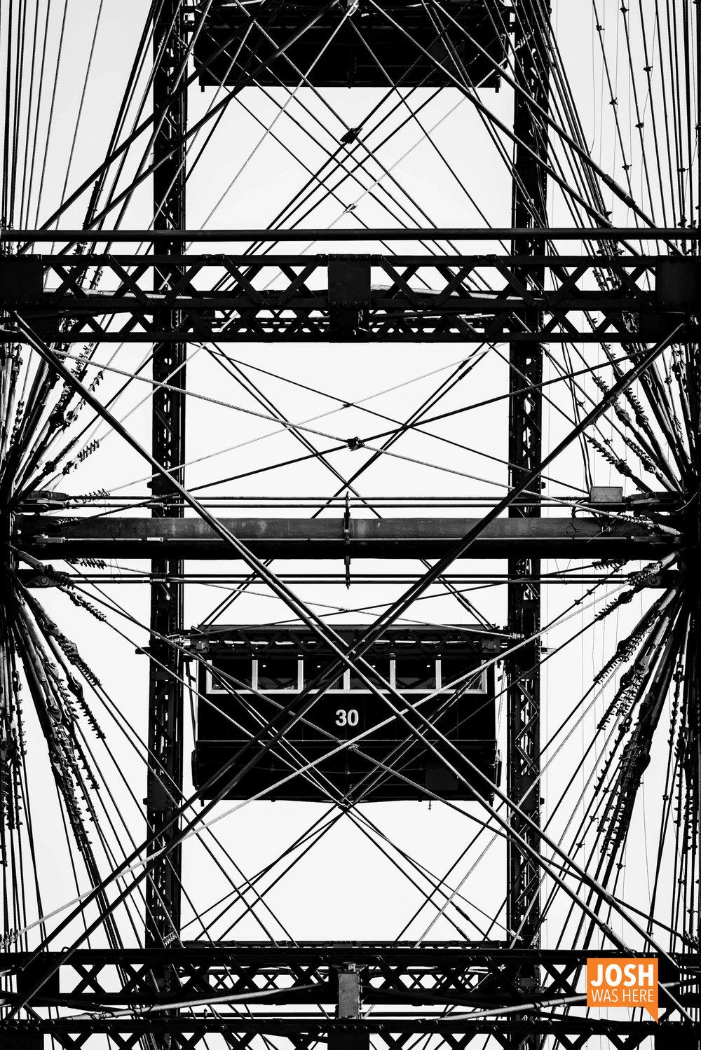 30, Viennese Giant Ferris Wheel / Wiener Reisenrad