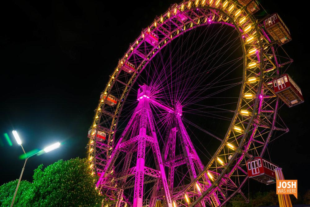 Viennese Giant Ferris Wheel / Wiener Riesenrad