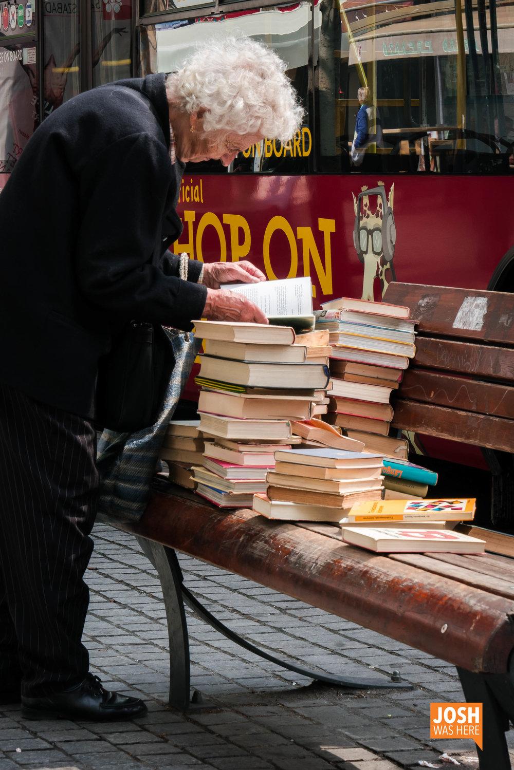Reused books