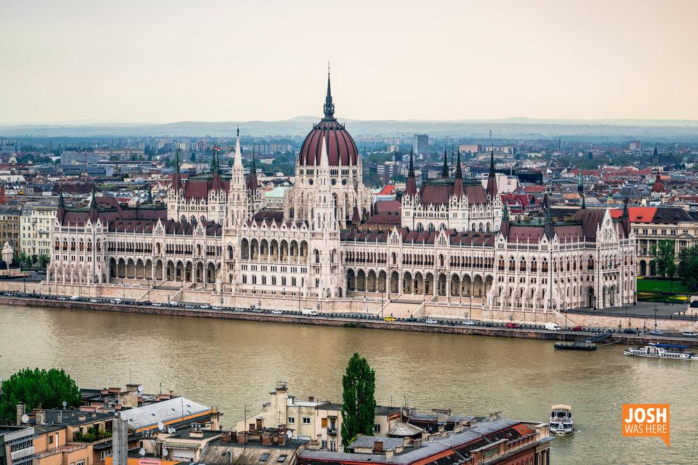 Hungarian Parliament Building / Országház