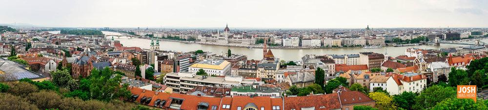 Danube panorama