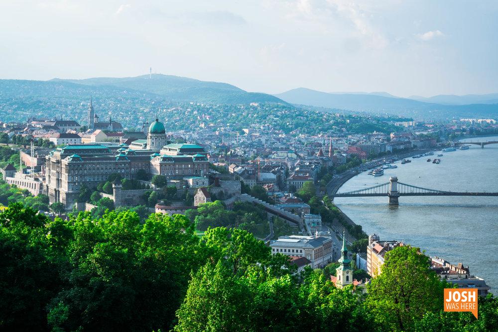 Buda Castle / Budavári Palota