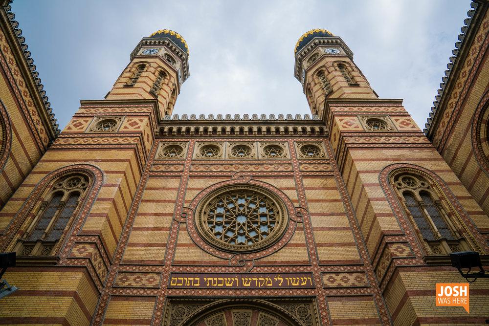 Dohány Street Synagogue / Dohány utcai Zsinagóga