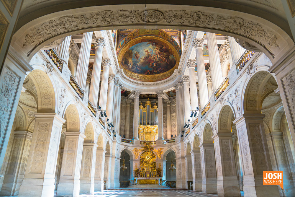 Royal Chapel / Chapelle Royale