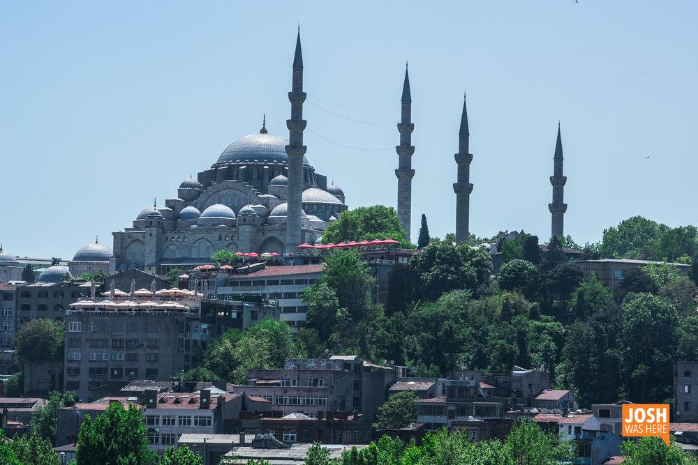 Suleymaniye Mosque / Süleymaniye Cami