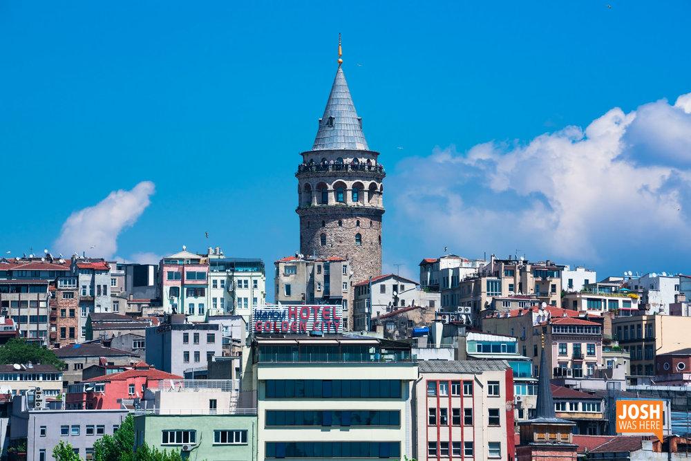 Galata Tower / Galata Kulesi