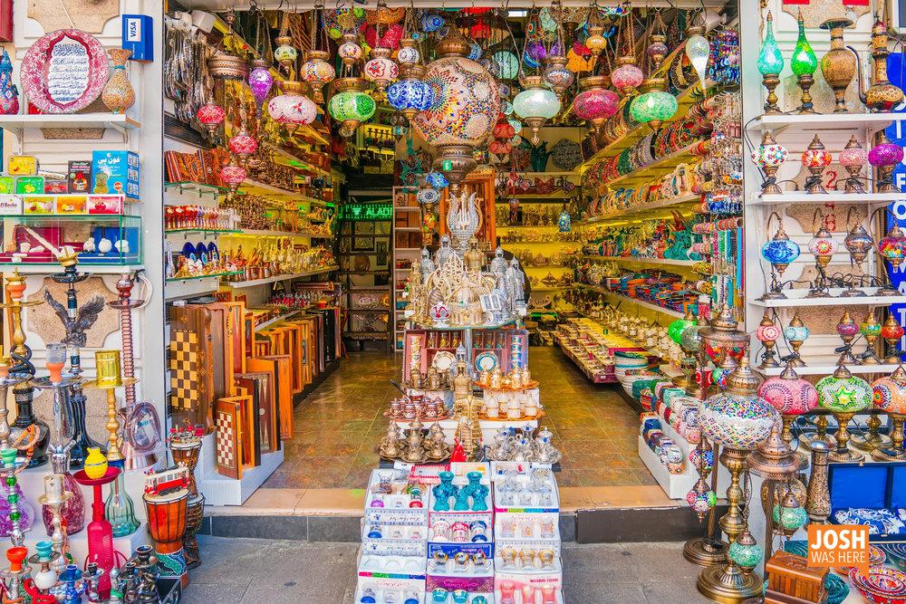 Grand Bazaar / Kapalı Çarşı