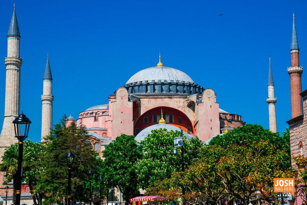 Hagia Sophia Museum / Ayasofya Müzesi