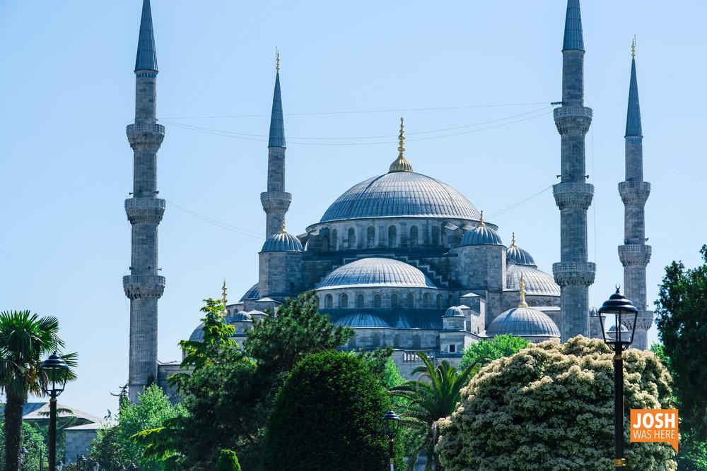Blue Mosque / Sultan Ahmet Camii