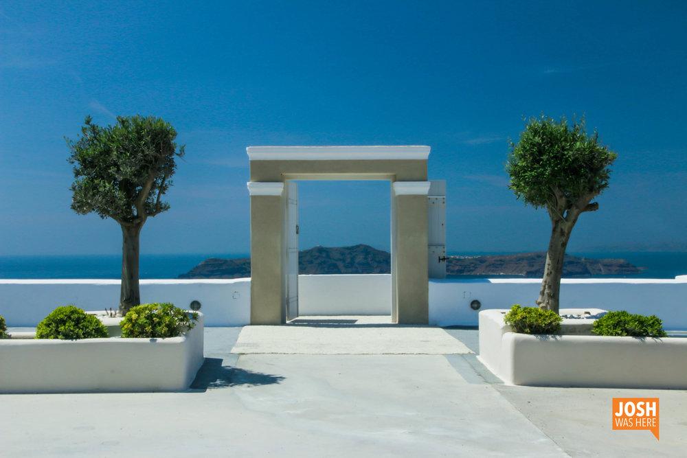 Santo Wines - Santorini, GR