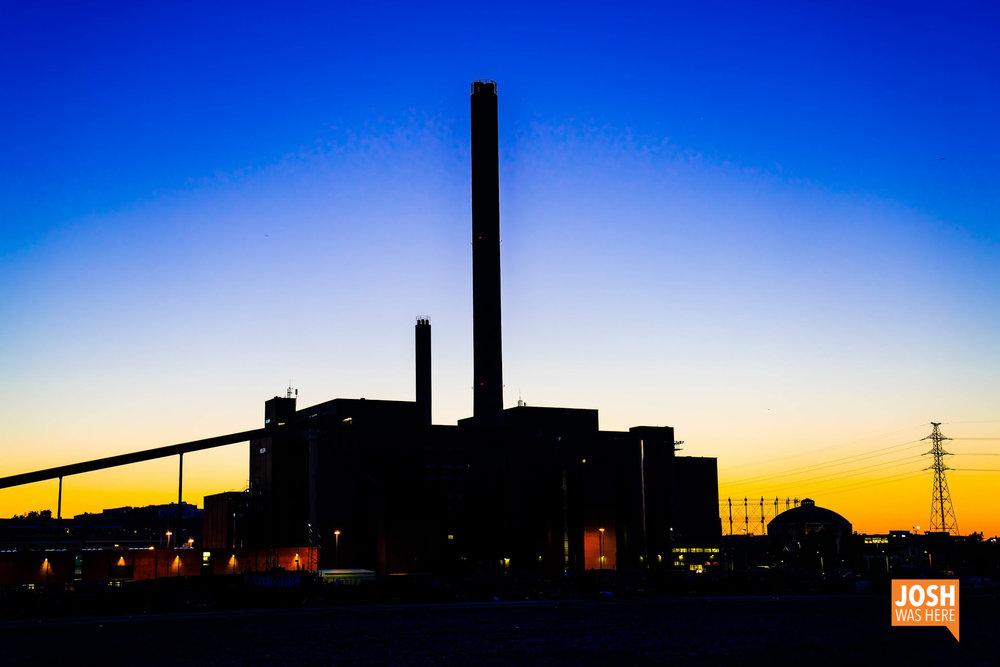 Hanasaaren B-voimalaitos / Hanasaari Power Plant
