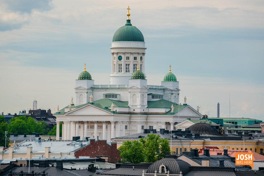 Helsingin tuomiokirkko / Helsinki Cathedral