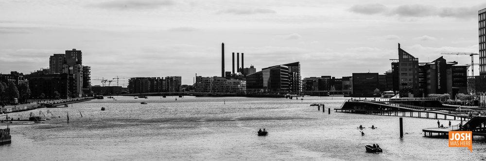 Københavns Havn, north from Langebro