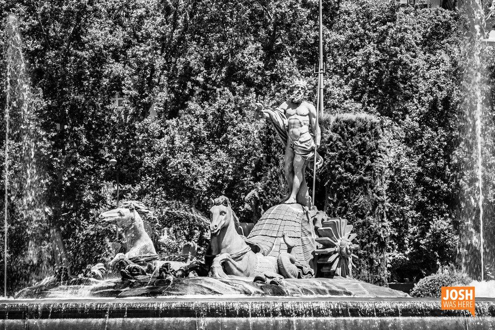 Neptune Fountain / Fuente de Neptuno
