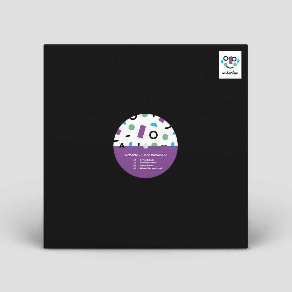 Roberto - Lunar Waves EP