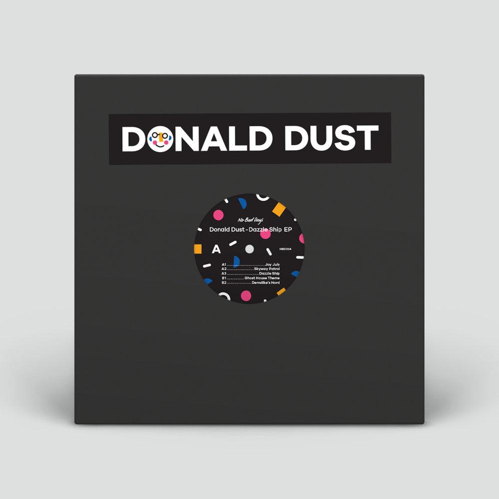 Donald Dust 'Dazzle Ship'