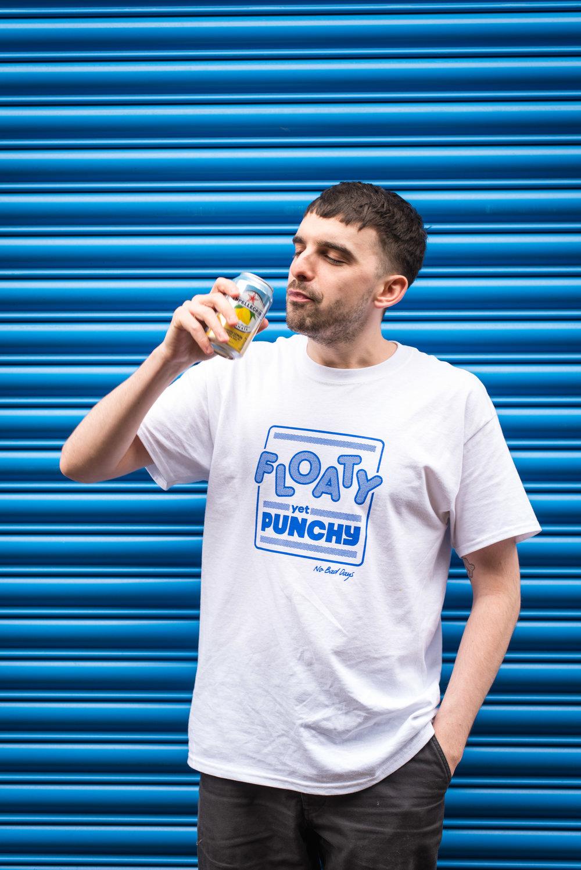 Floaty Yet Punchy T-Shirt