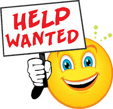 SCE Help Wanted