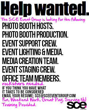 Help Wanted_ NJ Entertainment company seeks awesome team members
